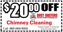 chimney cleaning coupon