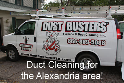 Duct Cleaning Alexandria Mn Dustbusters