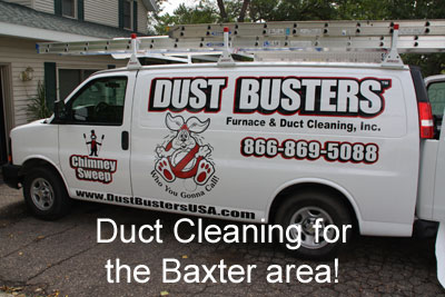Duct Cleaning Baxter