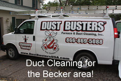 Duct Cleaning Becker