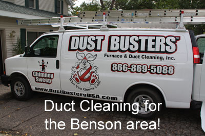 Duct Cleaning Benson