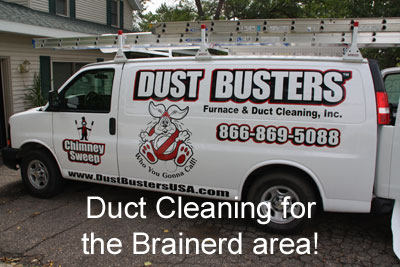 Duct Cleaning Brainerd