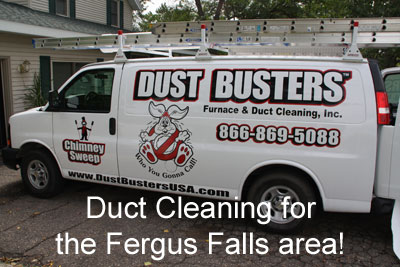 Duct Cleaning Fergus Falls