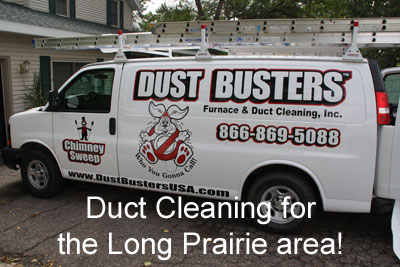 Duct Cleaning Long Prairie