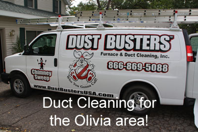 Duct Cleaning Olivia