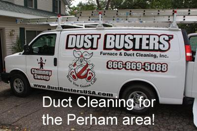 duct cleaning services in Perham MN