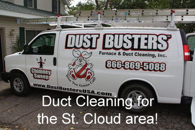 Duct Cleaning St. Cloud