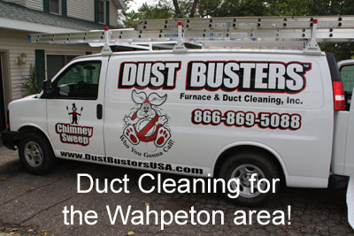 Duct Cleaning Wahpeton