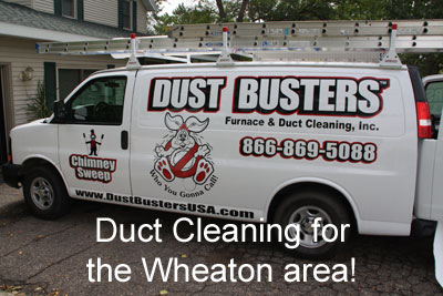 Duct Cleaning Wheaton