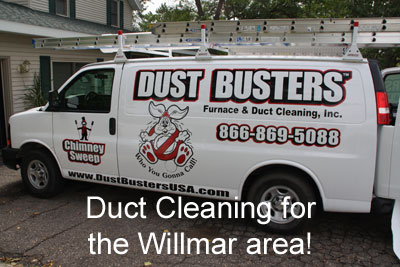 Duct Cleaning Willmar